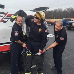 Zionsville firefighters
