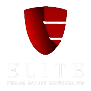 company logo for ELITE public safety consulting